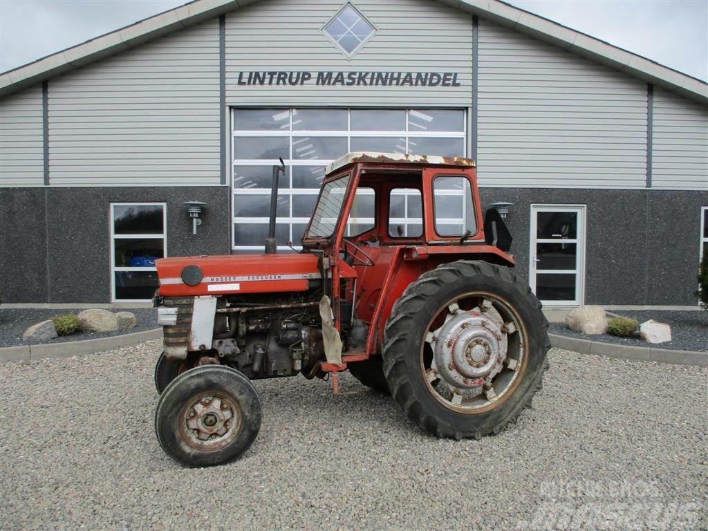 Massey Ferguson 175 Multipower