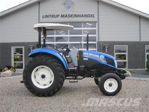 New Holland TD5.75 Handy traktor.