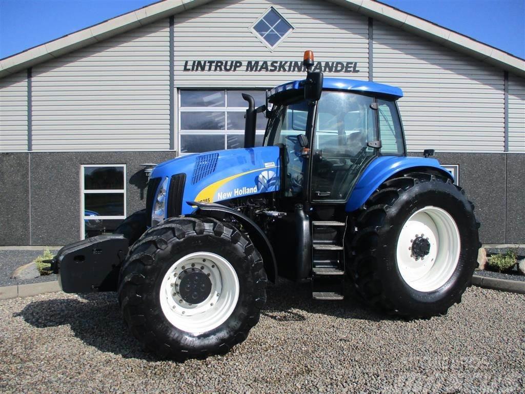 New Holland TG 285 Stor stærk traktor