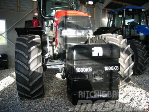[Other] 1200 kg vægtklods