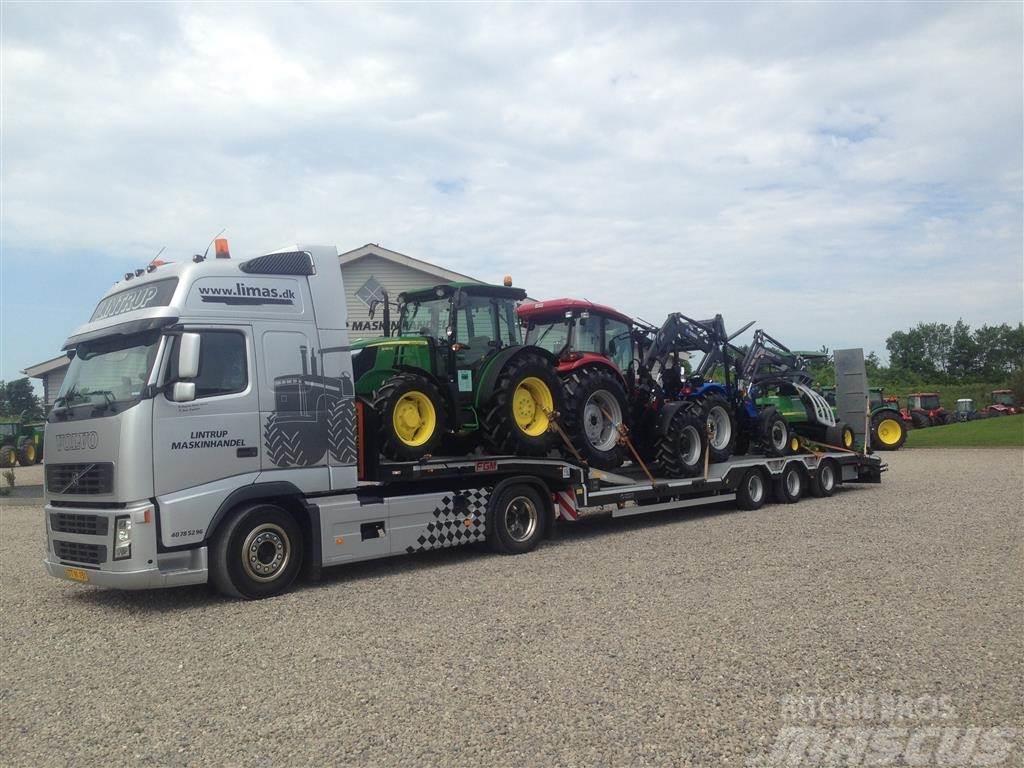 [Other] 2wd traktorer på vej hjem til Lintrup