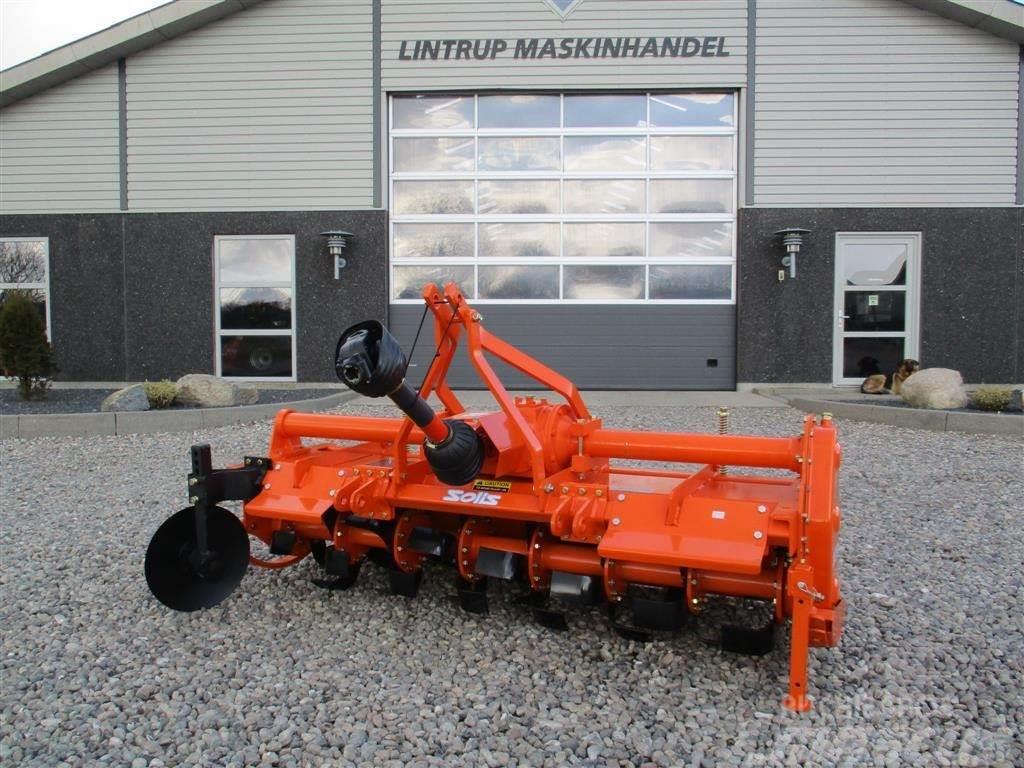 Solis Challenger 1.74m med gearkasse