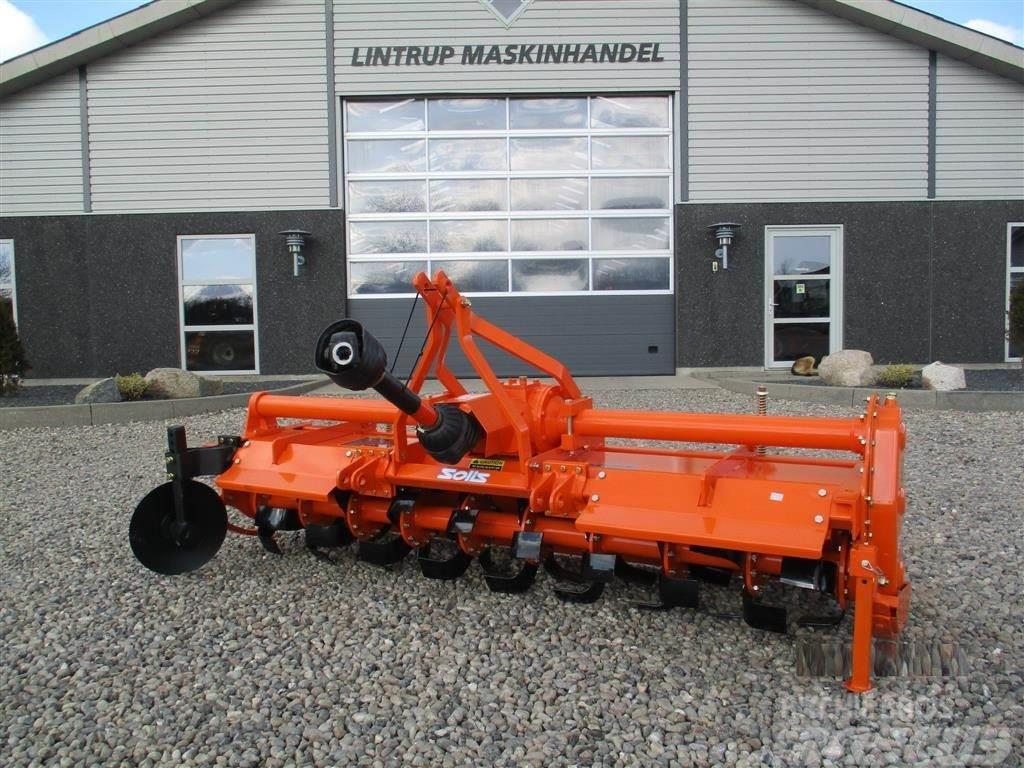 Solis Challenger 2.20m med gearkasse