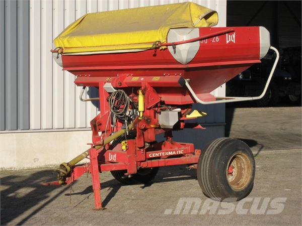 Lely Centermatic SX