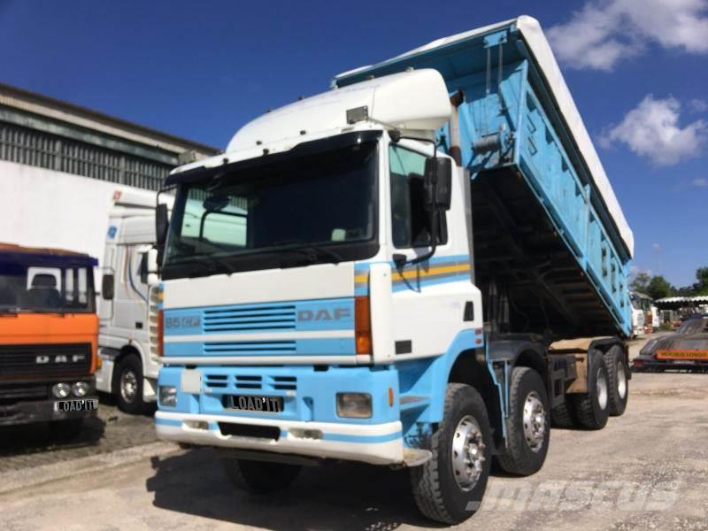 DAF CF85 430 8X4 TOP UNIT