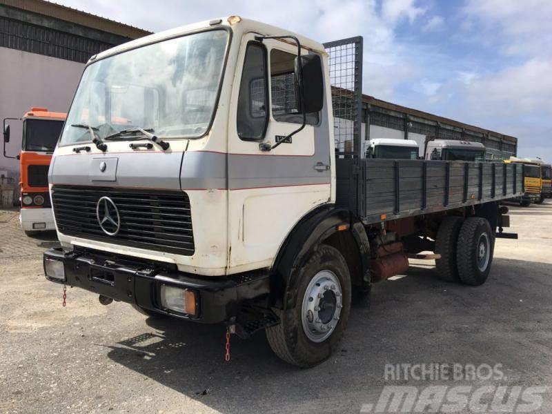 Mercedes-Benz 1213 Big Axles 4x2