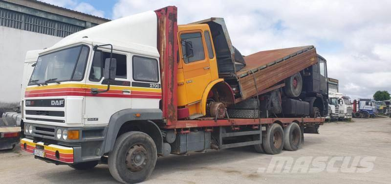 [Other] Set of Three Trucks DAF 2700 - DAF 95 ATI - MAN