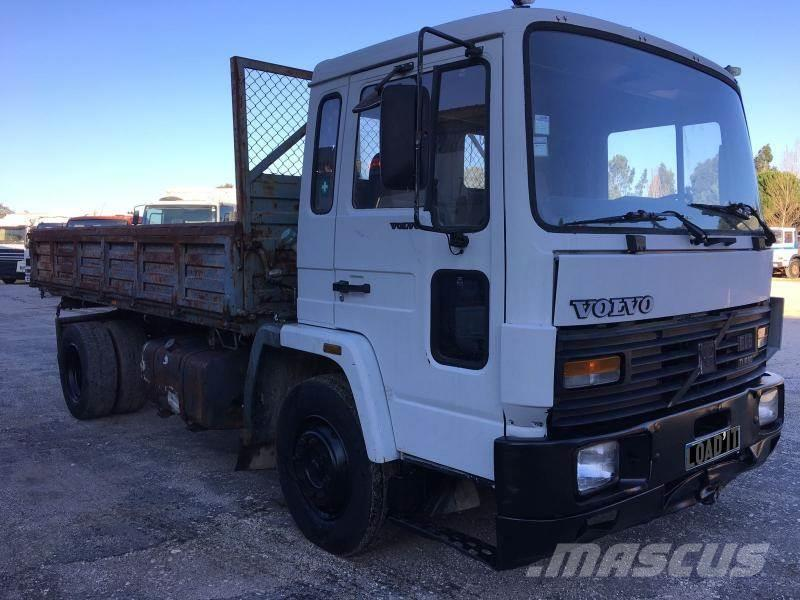 Volvo FL6 - 14 TONS