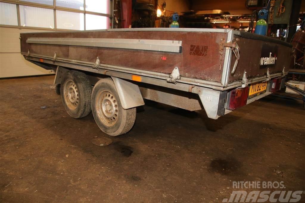 Brenderup 1600 kg total