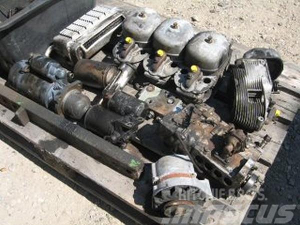 Deutz-Fahr D6206 motor F4L912