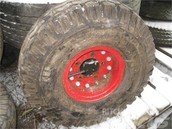 Epoke 750x10 10 lags dæk med fælg