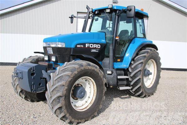 Ford 8670 Danmarks flotteste