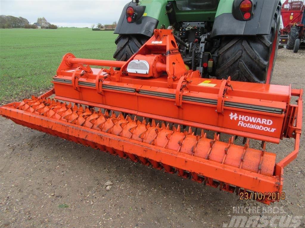 Howard HR 40-300 Tandpakker valse og F1 valse