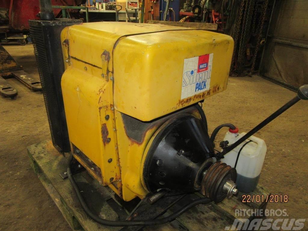 Hatz Silent 2L31C Diesel motor
