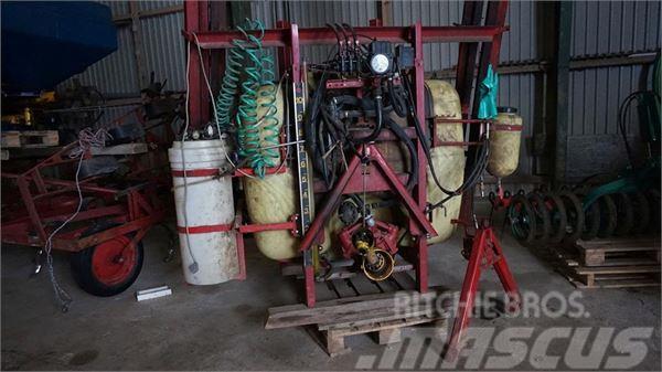 Hardi 1000 ´liter 16 meter LY EC armatur