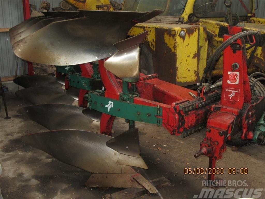 Kverneland 4 f F plov med ekstra udstyr