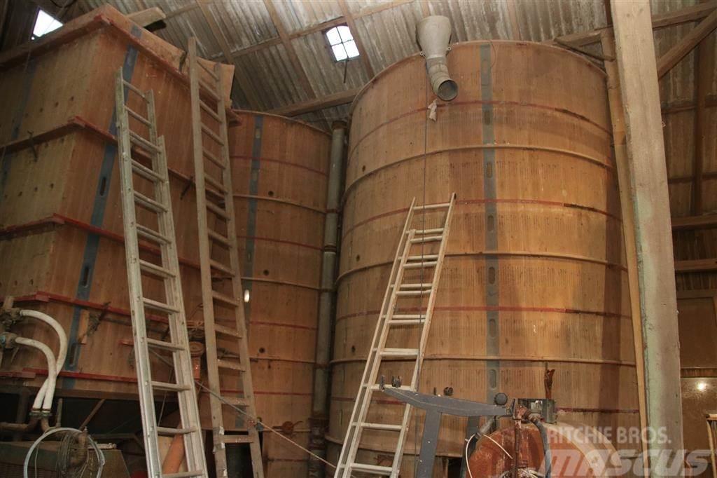 Kongskilde 1 tørresilo 2 opbevarings silo