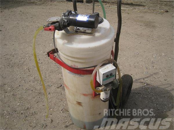 Kyndestoft Vask, skyl og kemi udstyr