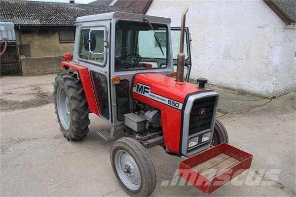 Used Massey Ferguson 550 Servostyring tractors Year: 1979 Price: $6,264 for sale - Mascus USA