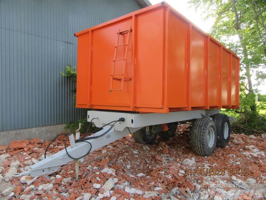 [Other] JSC LMR 12 tons bogie vogn
