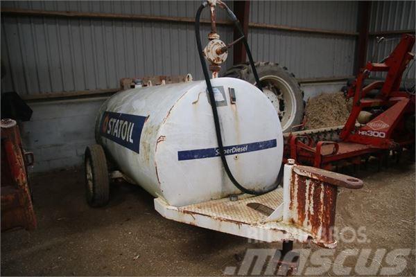 [Other] 2500 liters transportvogn