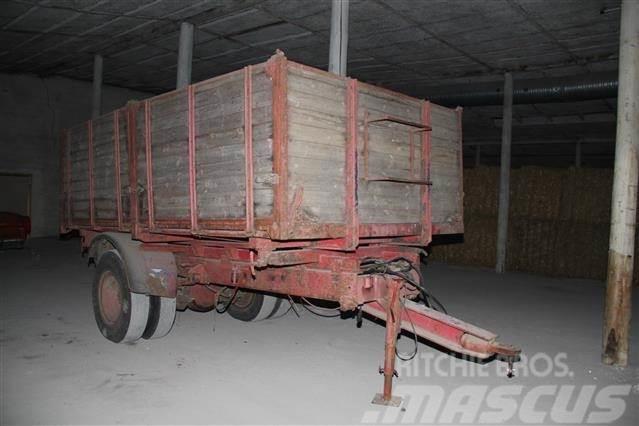 [Other] Ombygget lastvogn