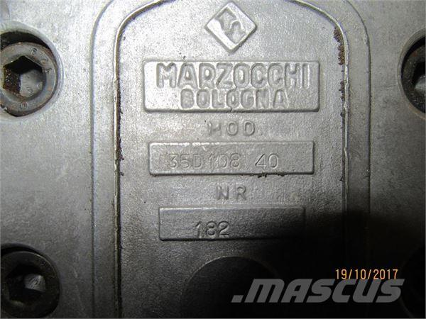 [Other] Marzocchi Bologna Dobbelt pumpe