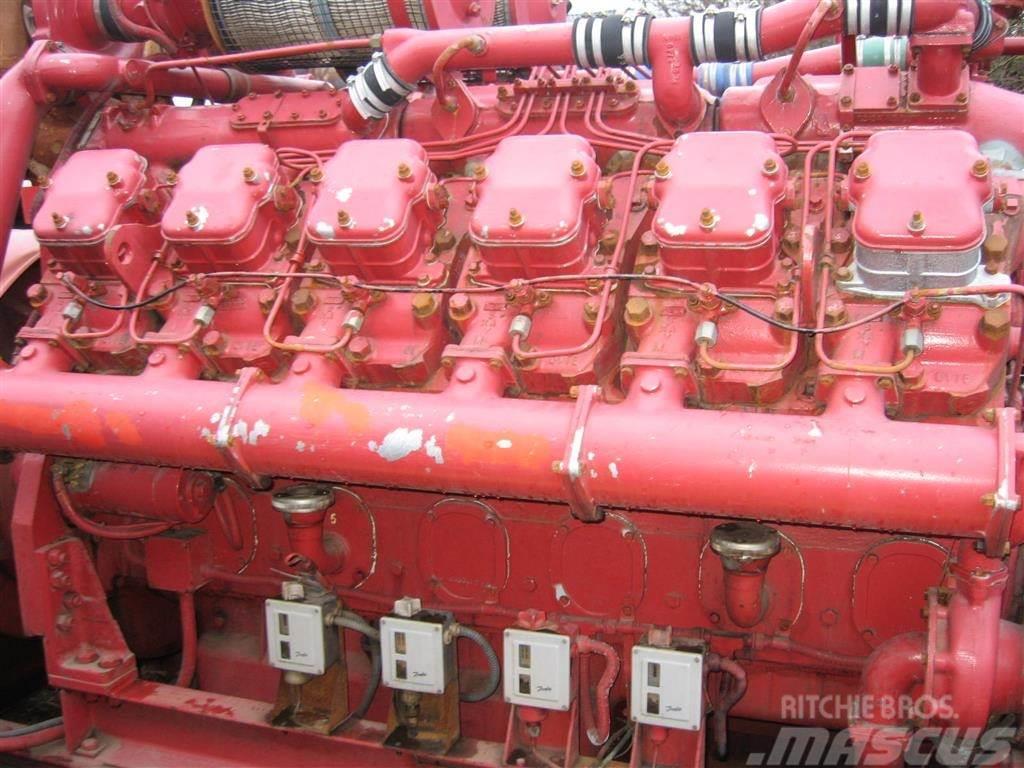 [Other] Gec Dorman Diesels 12ST motorer