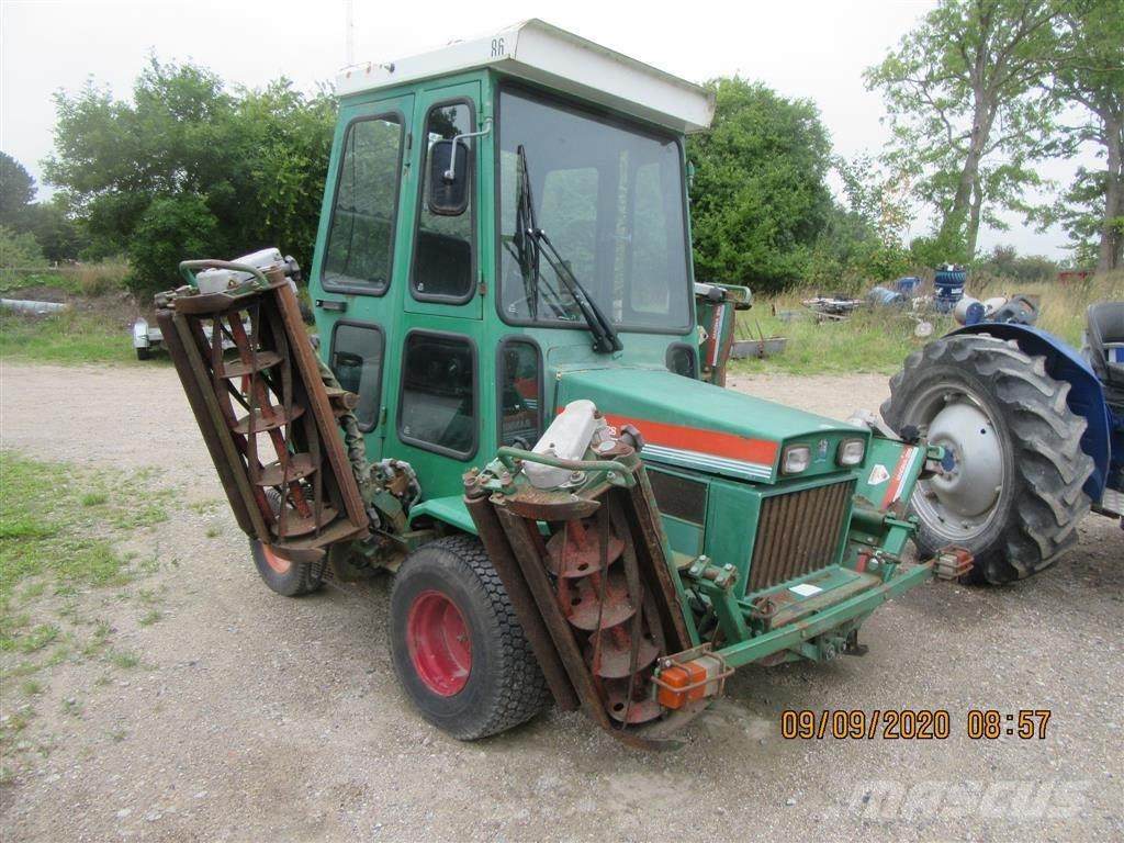 Ransomes Motor 350 4WD