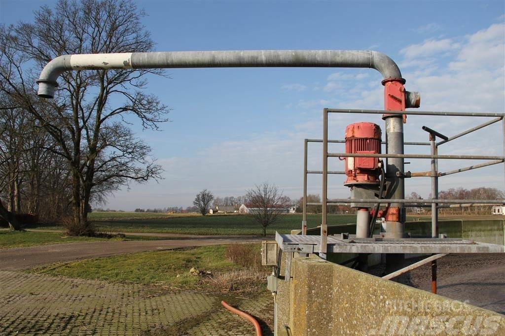 SAK SN 83 6 pumpe. 20hk.