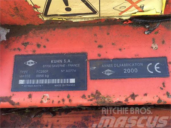 Kuhn FC280F
