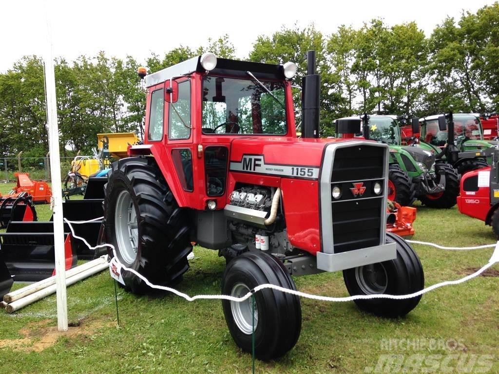 Massey Ferguson 1155, Tractors ...