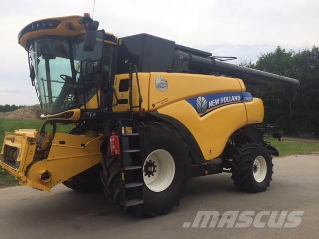 New Holland CR9080 SLH T4