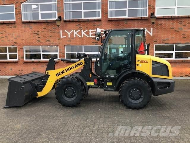 New Holland W50C Fabriksny overgemt 2019 model!