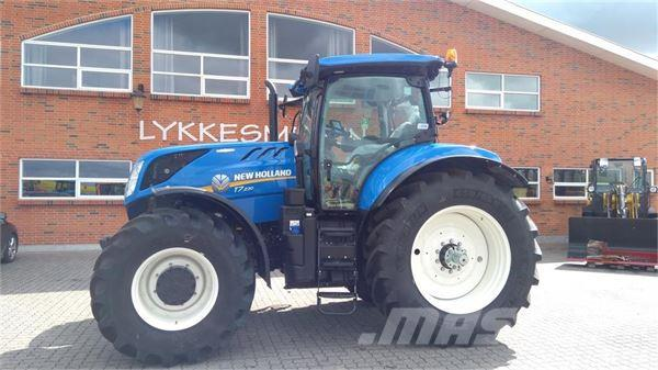New Holland T7.230 Auto Command Tier 4B Komfortpakke 3+7