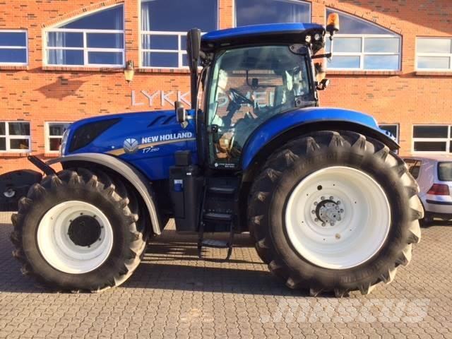 New Holland T7.260 PC 4WD