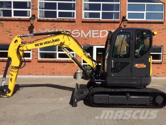 New Holland E60C