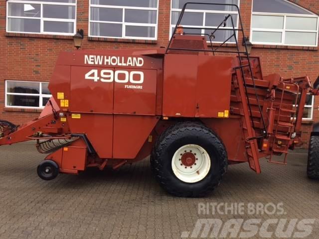 New Holland 4900