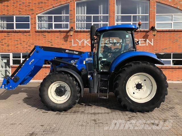 New Holland T7.210 AC