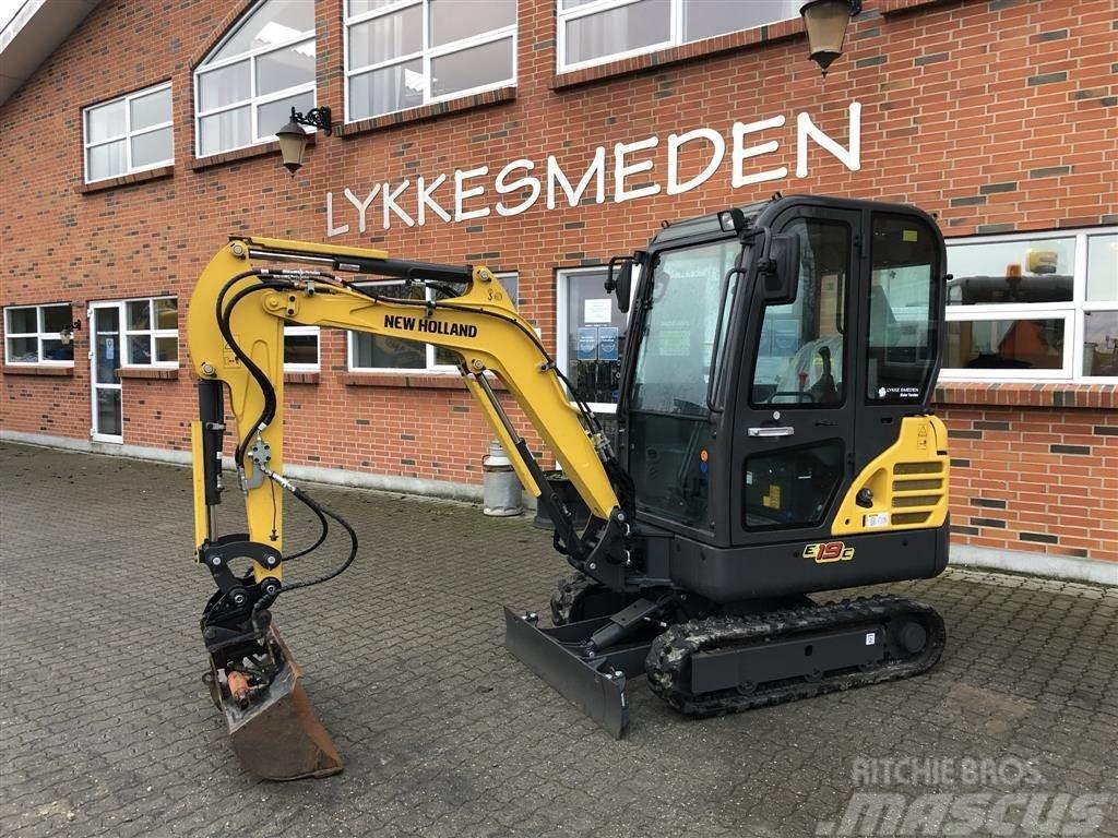 New Holland E 19 c