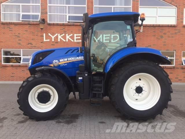 New Holland T7 210 Classic