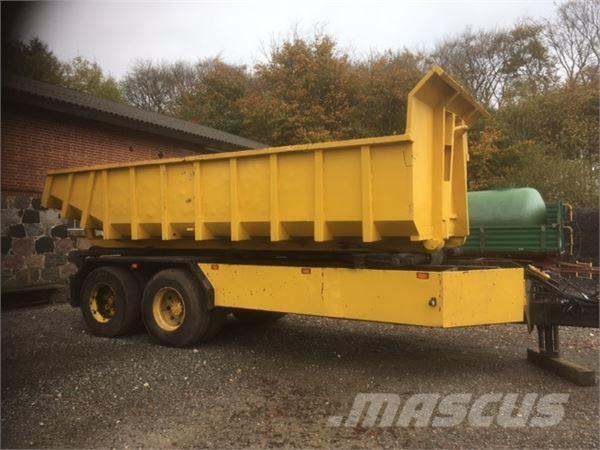 [Other] WIMA VOGNEN 18 ton 6m