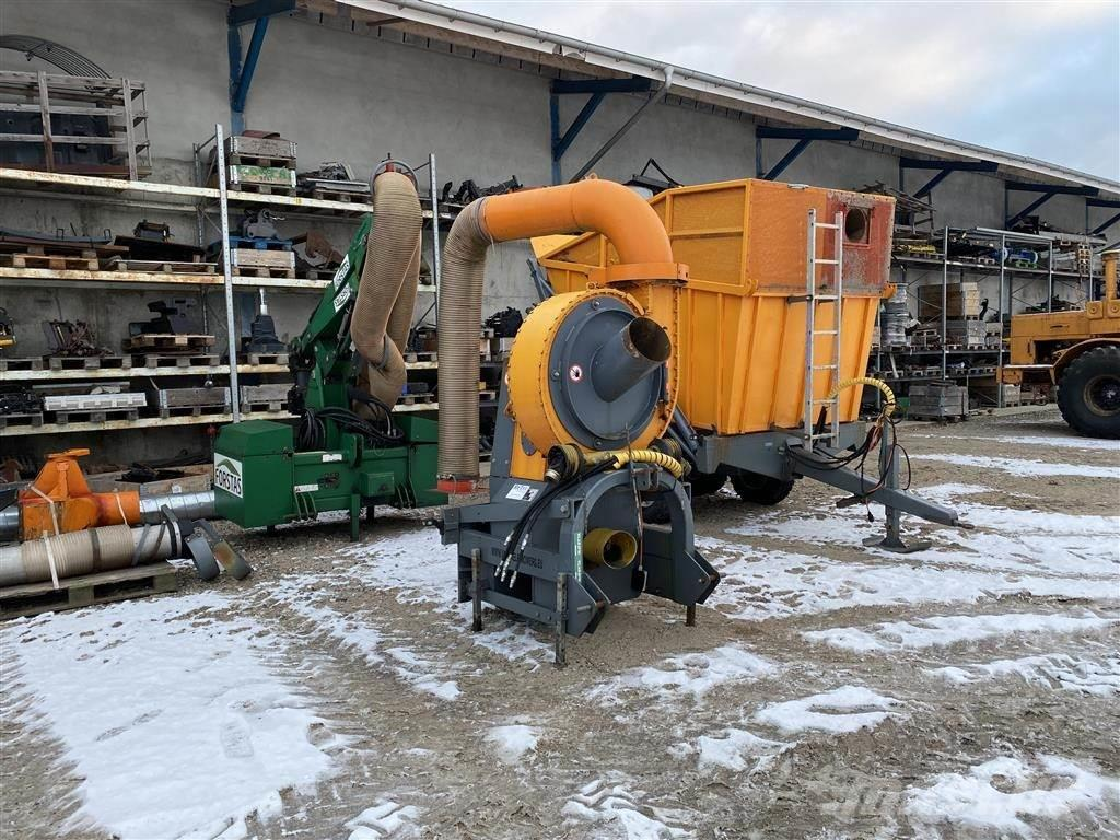 Vandaele Komplet traktormonteret sugeanlæg