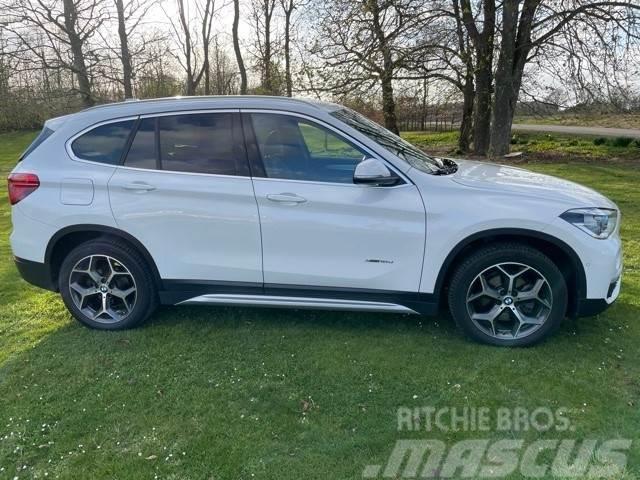 BMW X1 2,0 xDrive18d