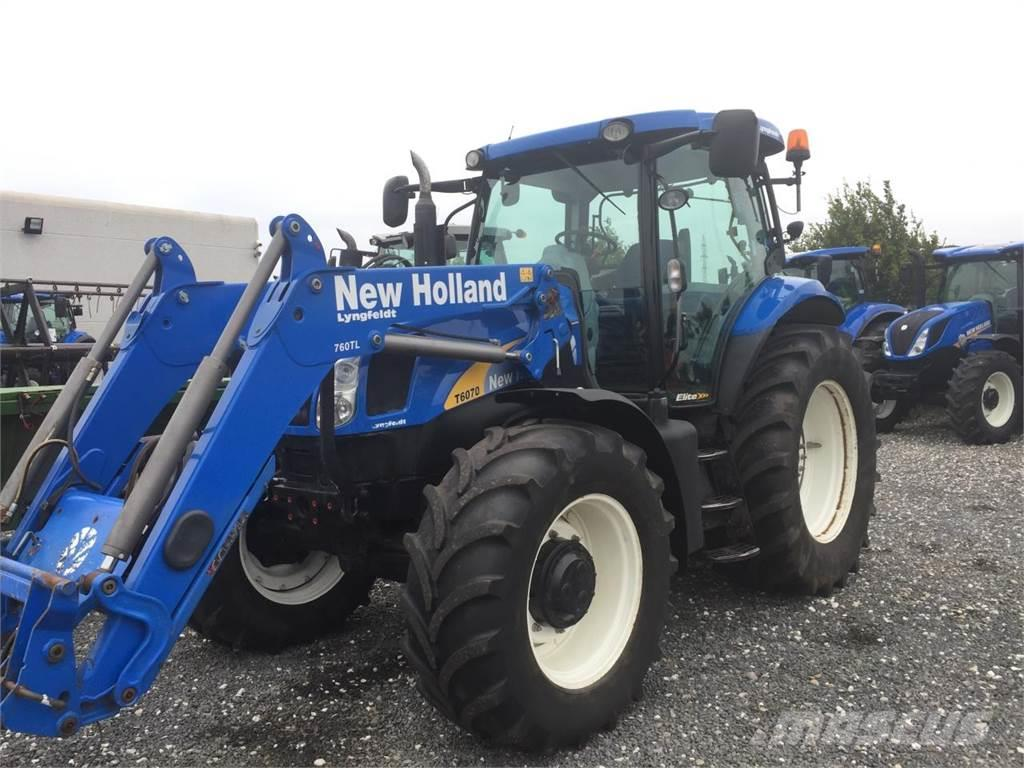New Holland 6070 ELITE