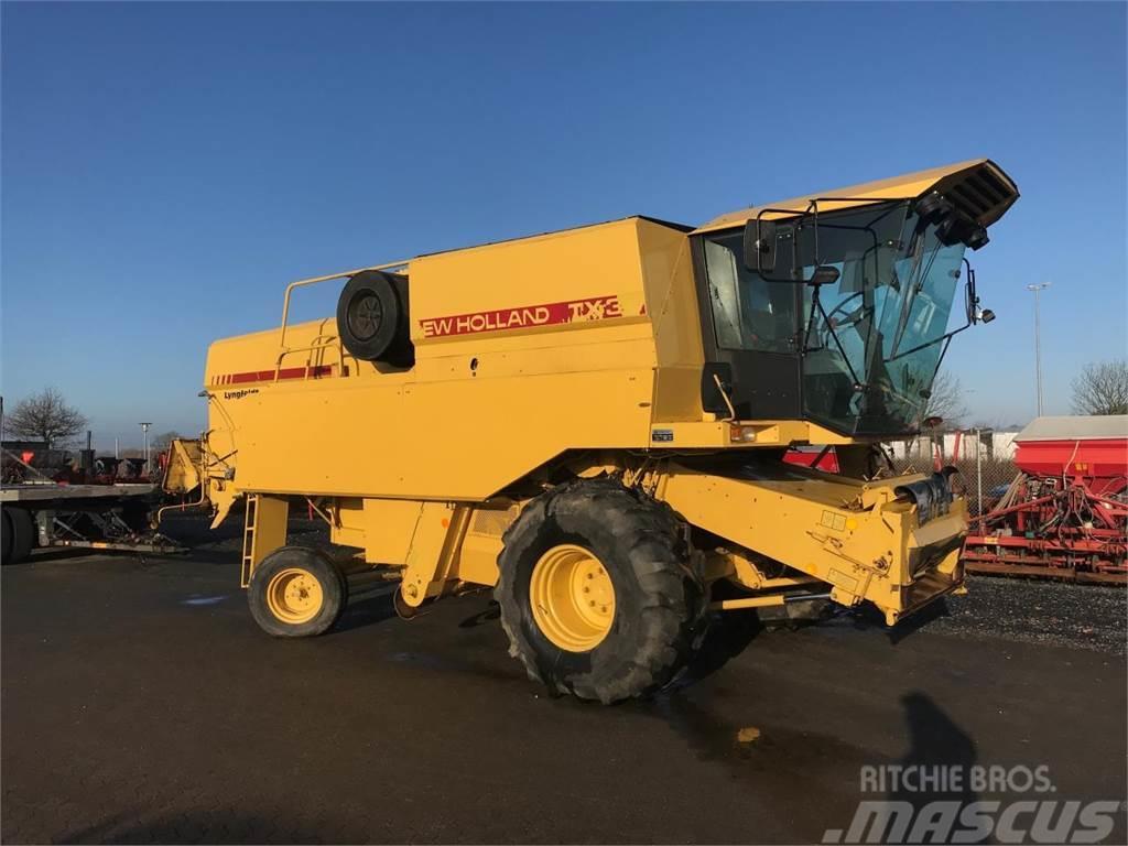 New Holland TX32 FSM