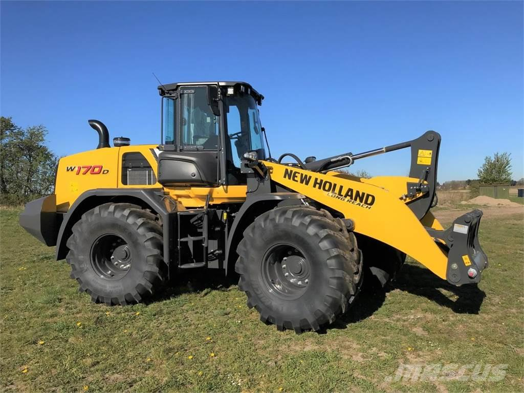 New Holland W170D LR