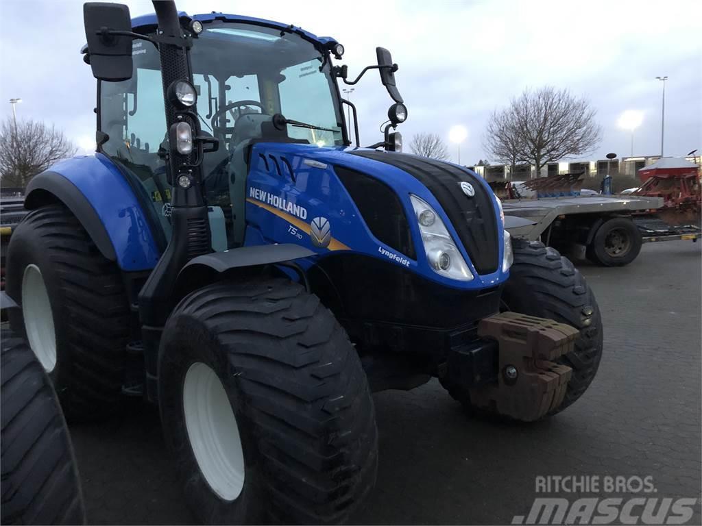 New Holland T5.110 EC