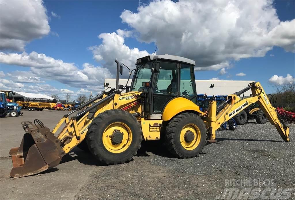 New Holland LB115B