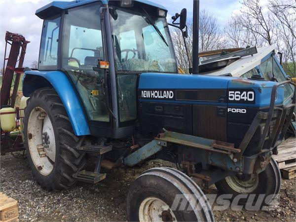 New Holland 5640 SL